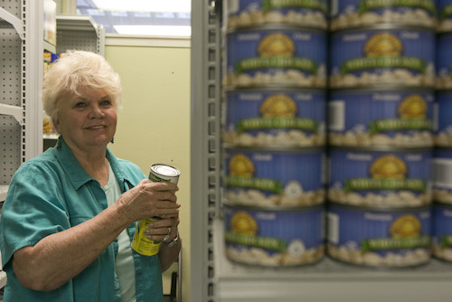 First refuge Ministry-Pantry