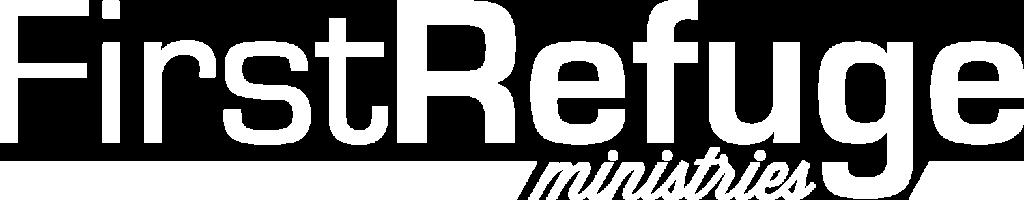 First refuge Ministry Logo